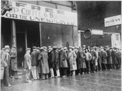 the great depression, 1930 recession, aarthik mandi, mahamandi, america